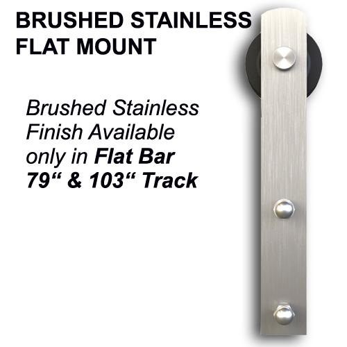 sc 1 st  TS Distributors & TS Distributors | Flat Mount Barn Door Hardware Kit