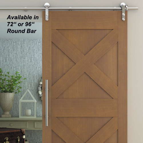 & TS Distributors | Stainless Steel Barn Door Kits