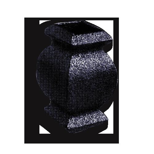 Ts Distributors Cast Iron Baluster Collar