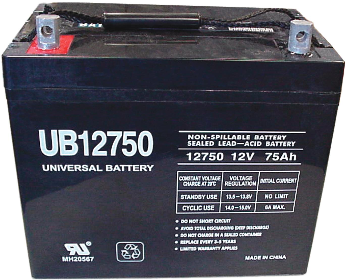 Ts Distributors Lead Acid Battery