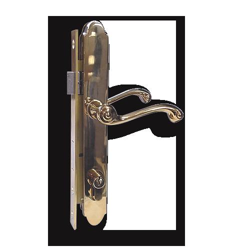 Ts Distributors Slim Line Mortise Lockset