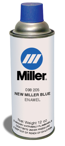 Ts Distributors Miller Blue Spray Enamel
