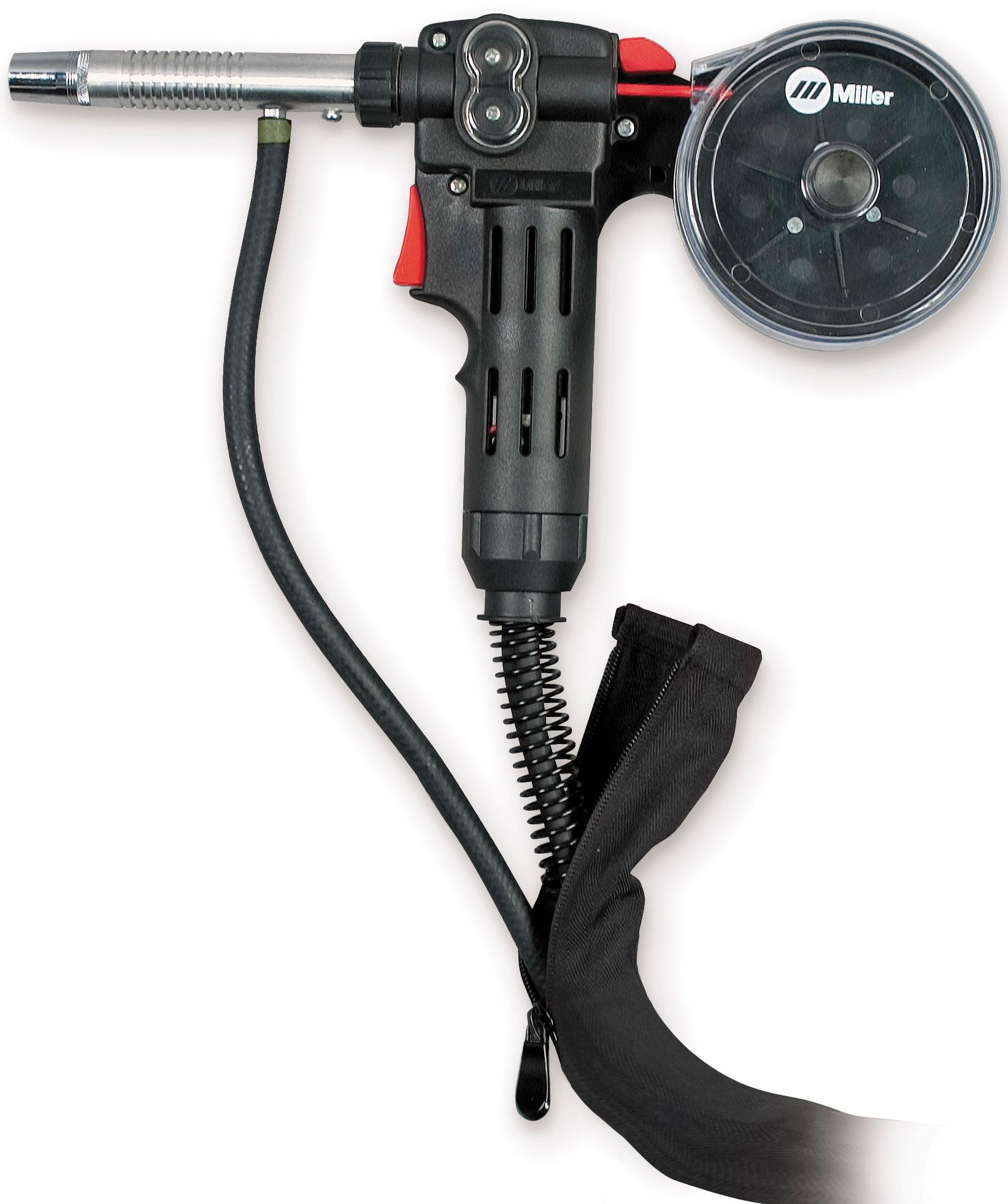 251 gun millermatic spool Miller Spoolmate