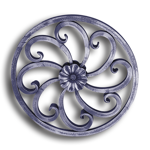 Ts Distributors Forged Steel Rosette