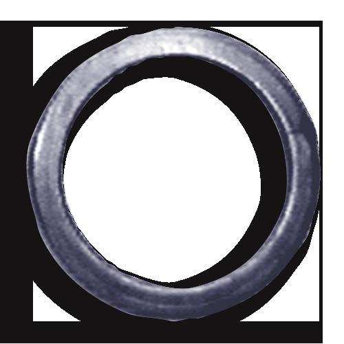 Steel Tube Ring