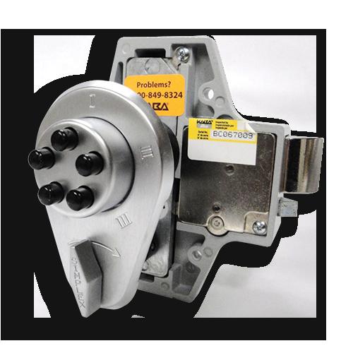 Kaba Llco Simplex Mechanical Push Button Locks 900 Series