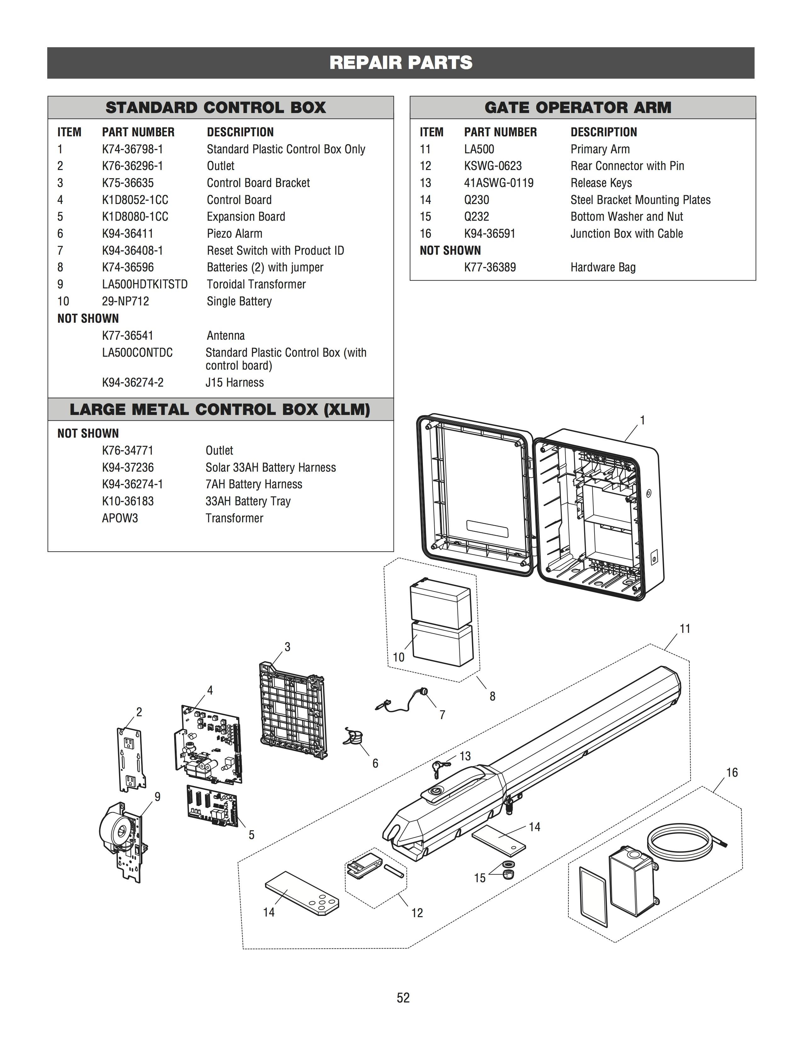 TS Distributors | Swing Gate Operator