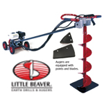 Little Beaver Earth Drill and Accessories