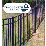 Rackable Steel Fencing