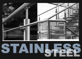 Stainless Steel Stair Rail Systems