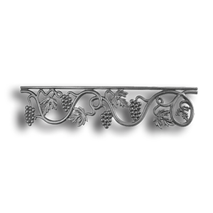 Forged Steel Valance