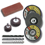 Abrasives, Drill Bits and Saw Blades