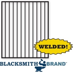 Welded Commercial Ornamental Black Flat Top Two Rail Walk Gate welded commercial ornamental black flat top two rail walk gate, 2-rail fencing, walk gates, ornamental walk gates, commerciall fencing, weldable, rackable, flat top fencing, two rail panels, gate hardware, fencing hardware, weldable walk gates, galvanized posts, ts distributors