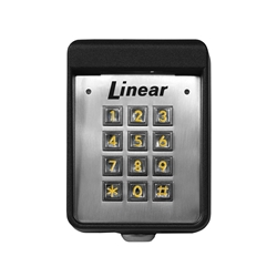 Gate Operator Accessories Hard Wired Keypads