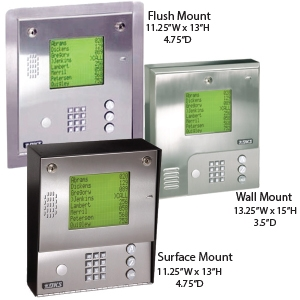 DoorKing 1837 Commercial Phone Entry System  sc 1 st  TS Distributors & TS Distributors | Commercial Phone Entry System
