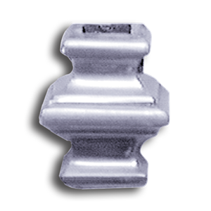 Aluminum Baluster Collar forged steel finial, cast iron bushings, brass finial, bushings, baluster, cast iron baluster collar, cast iron shoes and bases, brass baluster, powder-coated, zinc square shoe, aluminum baluster collar, simshoe, ts distributors