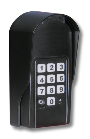 Ts Distributors Pedestrian Gate Lock With Keypad