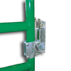 Sure-Latch Lockable Two-Way Livestock Gate Latch gate hardware, gate latch, livestock