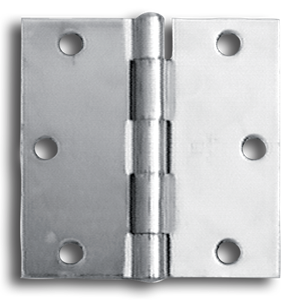 Standard Weight Hinge with Holes gate hardware, gate closer, lockey, adjustable hydraulic, fence, self-closing, hinge set, door closer, gate locks, swing gate, exit control hardware, deadlocking gate, free exit push, handle converter, sliding gate lock, code lock, mechanical lock, gate keeper, safety gate latch, magna-latch,  heavy-duty exit, back catch, gate latch, barrel bolt, barrel hinge, piano hinge, weldable hinge, cane bolt, drop bolt, tru-close, lokklatch, self closing hinge, magnatic latch, security keeper, locinox, bar adaptor, bat-wing hinge, steel mailbox, aluminum sliding gate track, trolley wheels, sliding door track bracket