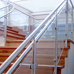 Stainless Steel and Glass Panel Systems