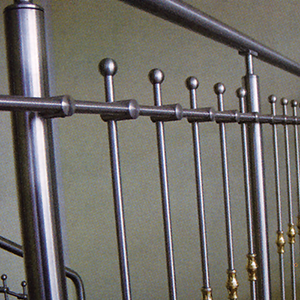 Stainless Steel Round Bar Systems
