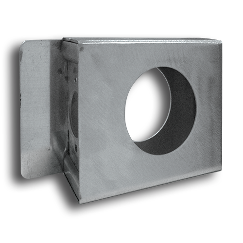 Lock Boxes Aluminum Single Style Weldable Lock Box
