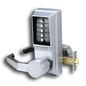 L1000 Series Single Sided Keypad Lever Entry gate hardware, gate closer, lockey, adjustable hydraulic, fence, self-closing, hinge set, door closer, gate locks, swing gate, exit control hardware, deadlocking gate, free exit push, handle converter, sliding gate lock, code lock, mechanical lock, gate keeper, safety gate latch, magna-latch,  heavy-duty exit, back catch, gate latch, barrel bolt, barrel hinge, piano hinge, weldable hinge, cane bolt, drop bolt, tru-close, lokklatch, self closing hinge, magnatic latch, security keeper, locinox, bar adaptor, bat-wing hinge, steel mailbox, aluminum sliding gate track, trolley wheels, sliding door track bracket