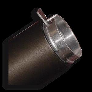 Stamped Steel Pipe End Cap