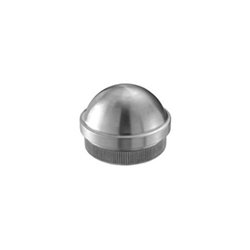 Inox 303 Stainless Steel Medium Profile Dome Cap stainless steel, dome cap, medium profile
