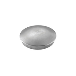 Inox 303 Stainless Steel Low Profile Dome Cap stainless steel, dome cap, low profile