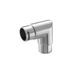 Inox 90° Hard Bend Elbow stainless steel, hard bend elbow, 90 elbow, tube system