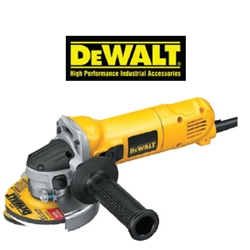"4-1/2"" Small Angle Grinder heavy duty grinder, DEWALT, paddle switch, small angle grinder, angle grinder, grinders, equipment and power tools, side grinder, disk grinder, handheld tool, polishing tool, cutting tool, metal working, ts distributors"