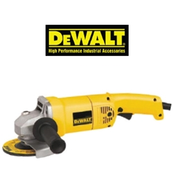 "5"" Medium Angle Grinder Medium angle grinder, DEWALT, angle grinders, equipment and power tools, power and hand tools, angle grinder with paddle switch, heavy duty angle grinder, ts distributors"