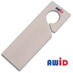 Hang Tag long range reader, AWID, Doorking, proximity hang tag, mirror hang tag, rearview mirror entry tag
